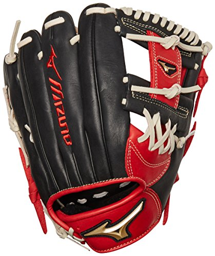 Mizuno Global Elite GGE63 11.50' Infield Adult Men's Baseball Glove - Red &...