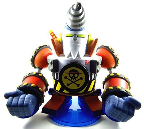 Franky Shogun One Piece World Collectable Figure MEGA vol. 1 MEGA WCF prize Banpresto (japan import)