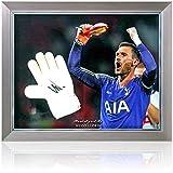 BSM Hugo Lloris Tottenham Gant de gardien de but signé à la main