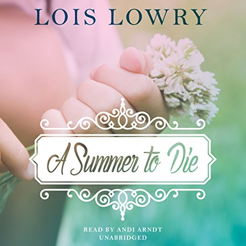 A Summer to Die audiobook cover art