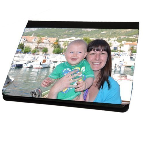 Personalised ipad Hard Cover Case & Stand to fit iPad 1, 2, 3 Generation - YOUR PICTURE - Protect the things you love – By 123t