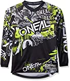 ELEMENT Youth Jersey ATTACK black