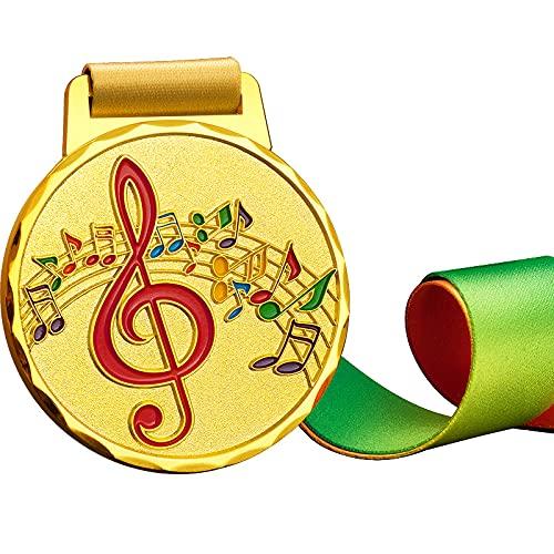 Medallas de oro profesionales personalizadas, para ganador de eventos deportivos específicos, logotipo personalizado grabado, premios 1, medallones de 2.75 pulgadas de ancho, con cinta para el cuello,