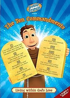 Brother Francis The Ten Commandments