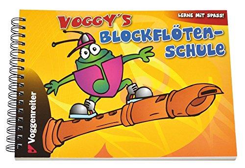 Voggy\'s Blockflötenschule