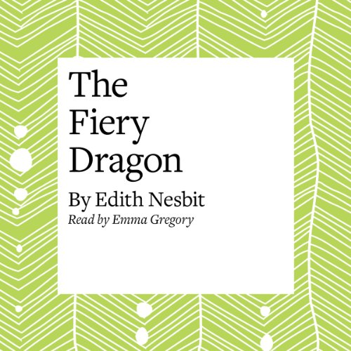 The Fiery Dragon audiobook cover art