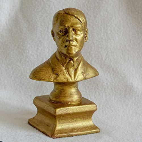 Formex HitIer II – Bronze-Büste, weltberühmte Führer Lenin Stalin HitIer Age of Social Catastrophe
