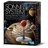 Bauen Sie sich ein Sonnensystem Planetarium! Enthält alle Teile, die man zum Bau des Sonnensystems benötigt Mit den beiliegenden Leuchtfarben können Sie das Modell zum Leuchten bringen und sich wie im Weltraum fühlen Ein inspirierendes Meisterwerk! G...
