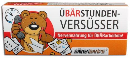 BärenBande OBÄRarzt Traubenzucker ÜBÄRstunden-Versüsser