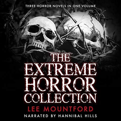 The Extreme Horror Collection: Three Novel Box Set cover art