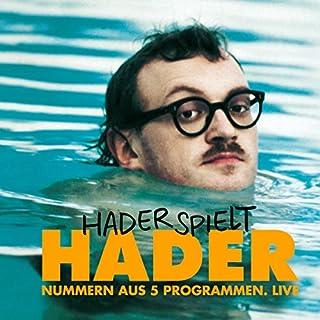 Hader spielt Hader Titelbild