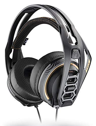 Plantronics Rig 400 Pro Hc, Gaming Headset, Bl