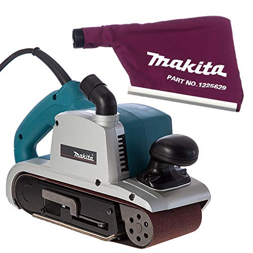 Makita 9403 Ponceuse à Bande Limage 100mm 1200W