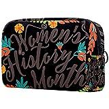 Bolsa Maquillaje Almacenamiento organización Artículos tocador cosméticos Estuche portátil Historia de Las Mujeres Mess1 para Viajes Aire Libre