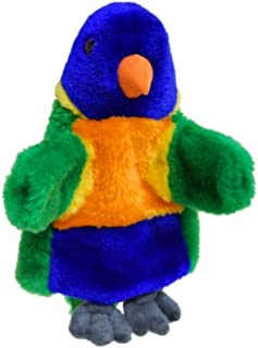Elka Australia 1212-LOR Puppet Lorikeet Puppet Toy, 25 Centimeters