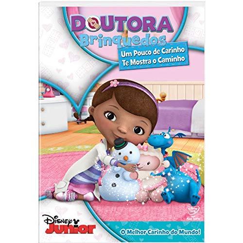 DVD Doutora Brinquedos - Um pouco de Carinho te Mostra o Caminho