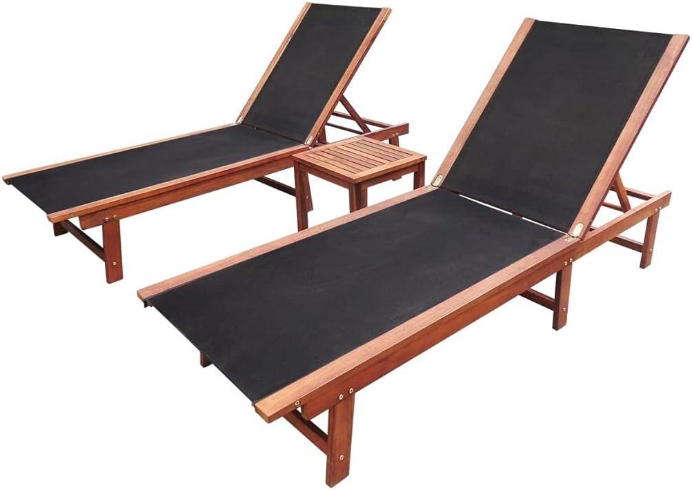 Lounger Chaise Garden Patio Balcony Outdoor Omaha Mall Sun Furniture Chair 2021 autumn and winter new