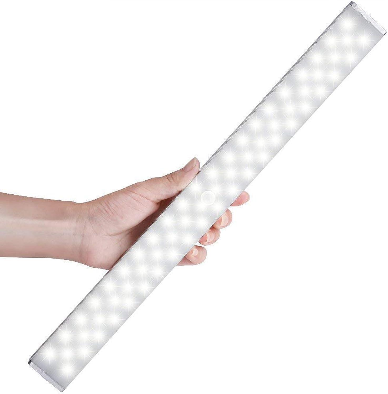 JINHUGU Wireless Wireless Wireless 68 LED Licht-gesteuert & PIR Bewegungssensor USB aufladbare Schrank Nachtlicht New B07K5Z5FR5 | Merkwürdige Form  d2cb4b
