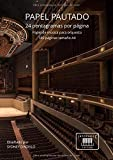 PAPEL PAUTADO: 24 pentagramas por página, papel de música para orquesta, 180 páginas tamaño A4