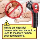 Zoom IMG-1 termometro infrarossi eventek per uso