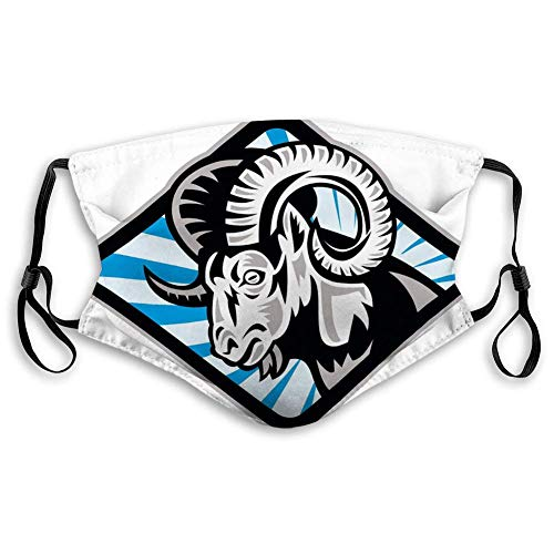 Verstelbare en vervangbare Outdoor Cover Bighorn ram Schapen Geit Elektrische Sport Covers