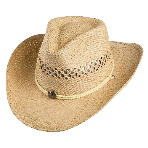 Jaxon & James Chapeau de Cowboy Maggie May Beige Large/X-Large