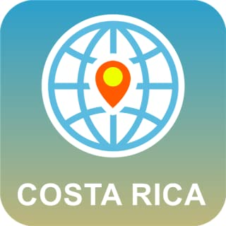 costa rica offline map android