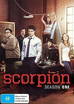 Scorpion Season 1   6 Discs   NON-USA Format   PAL   Region 4 Import - Australia
