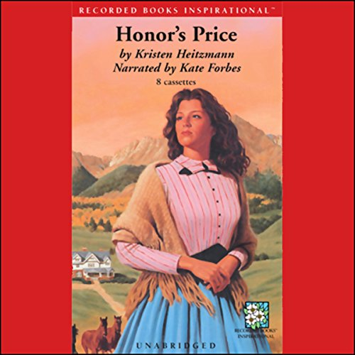 Honor's Price audiobook cover art