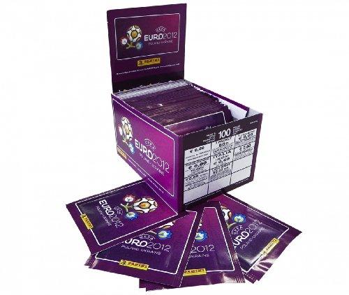 Panini - 500 Stickers Euro 2012