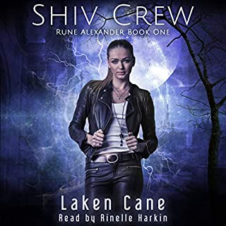 Shiv Crew audiobook cover art
