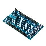 hgbygvuy 3pcs Mega2560 1280 Protoshield V3 Board di espansione con breadboard - Prodotti Che funzionano con Tavole prescritte D