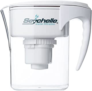 Seychelle 1-40401-W Radiological Family Water Pitcher