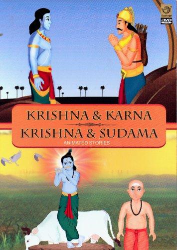 Krishna & Karna / Krishna & Sudama (Animated Stories / Indian Mythology / Children Stories / Religious)