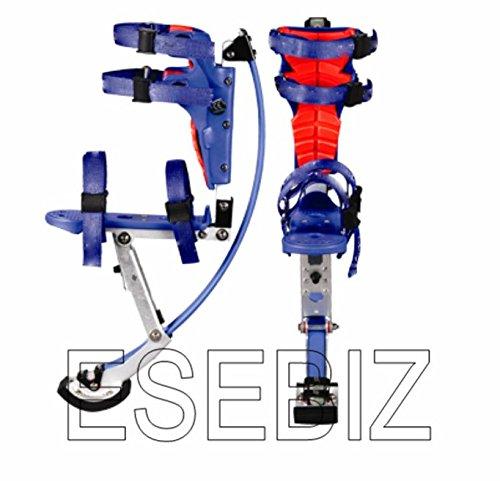 Zancos de saltar Esebiz Skyrunner para niños, 40–60kg,...