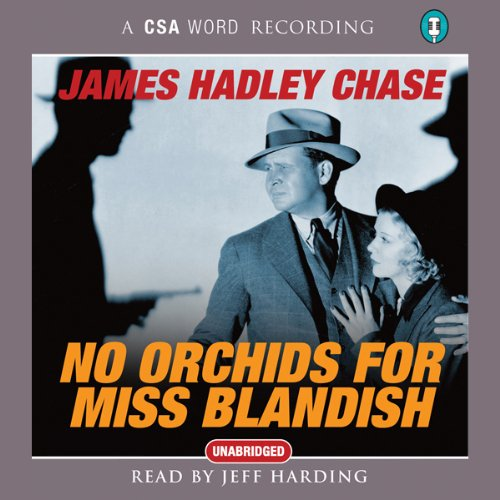 No Orchids for Miss Blandish audiobook cover art