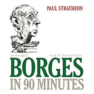 Borges in 90 Minutes cover art