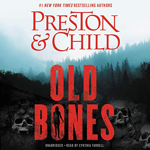 Couverture de Old Bones