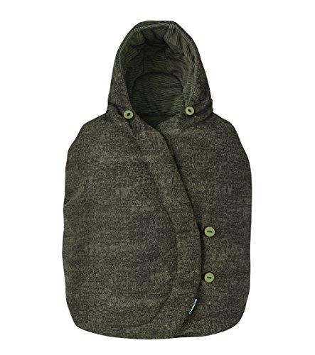 Maxi-Cosi kuschelig warmer Fußsack, passend für alle Maxi-Cosi Babyschalen, nomad brown