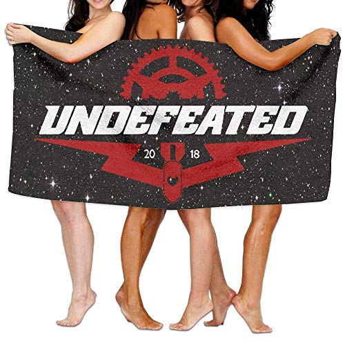 Gebrb Duschtücher/Badetücher,Strandtücher, Us Navy Undefeated 2018 100% Polyester Velvet Absorbent Towels 31 X 51 inches