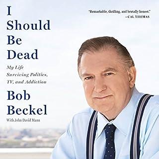 I Should Be Dead audiobook cover art