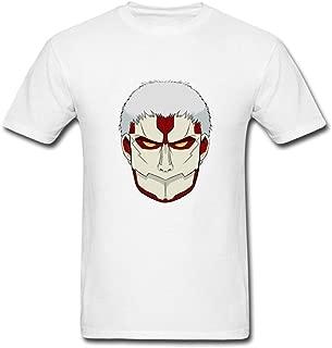 Men's Shingeki No Kyojin Armored Titan T-shirt
