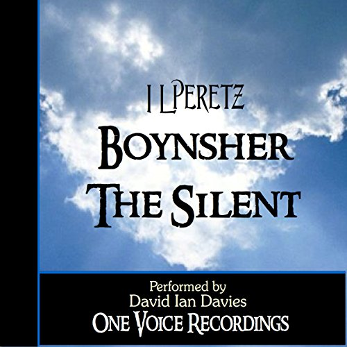Boynsher the Silent audiobook cover art