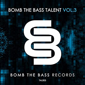 Bomb The Bass Talent, Vol. 3