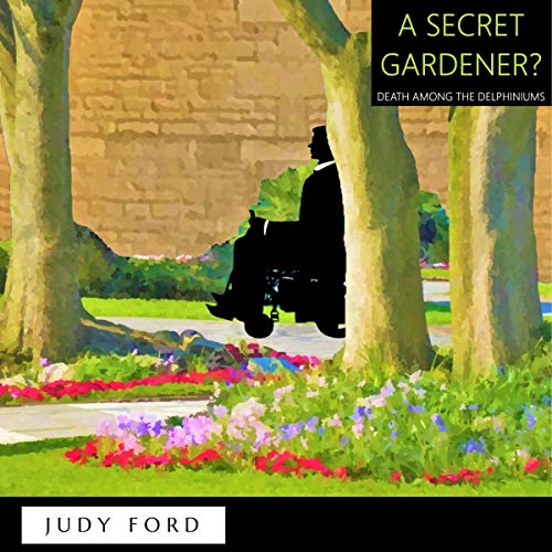 A Secret Gardener? audiobook cover art