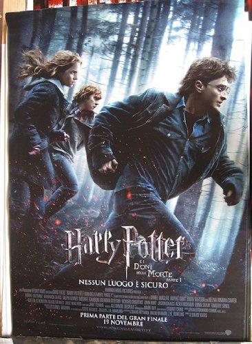 Harry Potter e i doni della morte (Parte 1) - Poster MANIFESTO ORIGINALE - 61x91cm