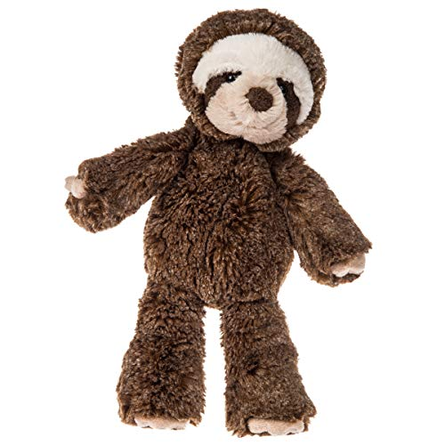 Mary Meyer 41363 Marshmallow Junior Stuffed Animal Soft Toy, 9-Inches, Sloth
