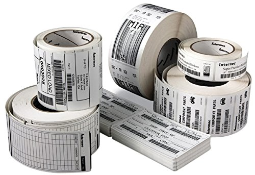 Intermec Duratherm III–Etiketten-Drucker (direkt Wärme, Intermec 7421CR Intermec EasyCoder 7421, 7422, 91, 4cm, 12Blätter, 104x 74mm 6000Stück (S))