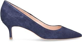 DI LUNA Luxury Fashion Womens 540BLUE Blue Pumps | Season Outlet