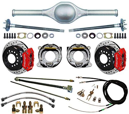 Raybestos H2338 Drum Brake Maxi-Pack//Combi Kit-Axle